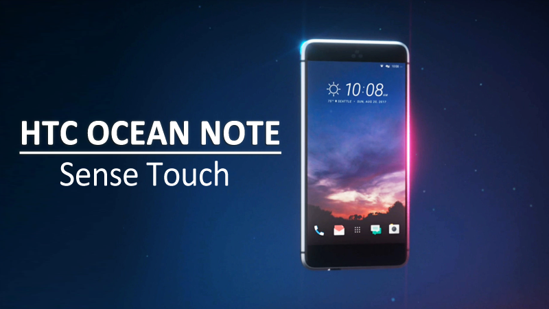 HTC Ocean Note To Ditch Headphone Jack, Feature Curved Screen, Improved Camera