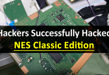 Hackers Successfully Hacked NES Classic Edition