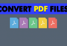 Here's How You Can Convert The PDF Files
