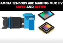 How Camera Sensors are making Our Lives Safer and Better