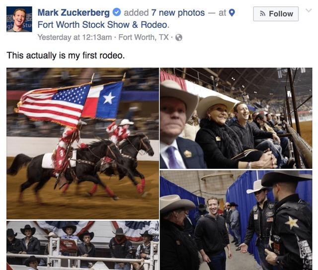 IMG Mark - Is Facebook CEO Mark Zuckerberg Running For President?
