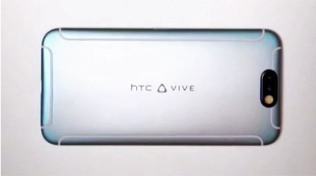 IMG - Alleged HTC Vive Smartphone Leaked Through Promotional Video