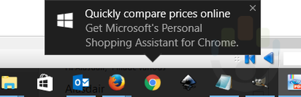 IMG - Windows 10 Aggressively Pushing Pop-Up Ads To Chrome Users