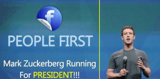 Is Facebook CEO Mark Zuckerberg Running For President?