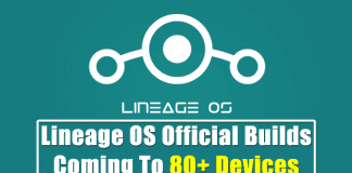 Lineage OS Official Builds Coming To 80+ Devices