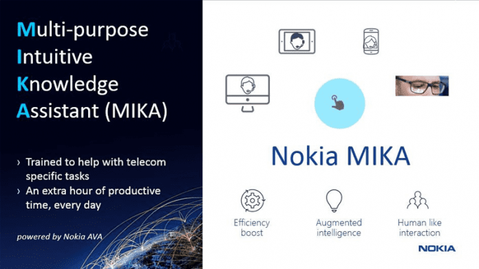 Nokia Launched Its Own Digital Assistant