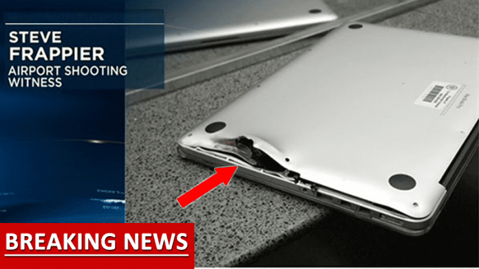 MacBook Pro Saves Man From Bullet In Florida Airport Shooting