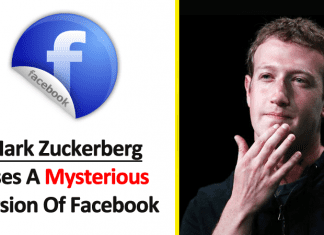 Mark Zuckerberg Uses A Mysterious Version Of Facebook With Special Features