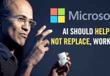 Microsoft Wants Its AI To Help Workers, Not Replace Them