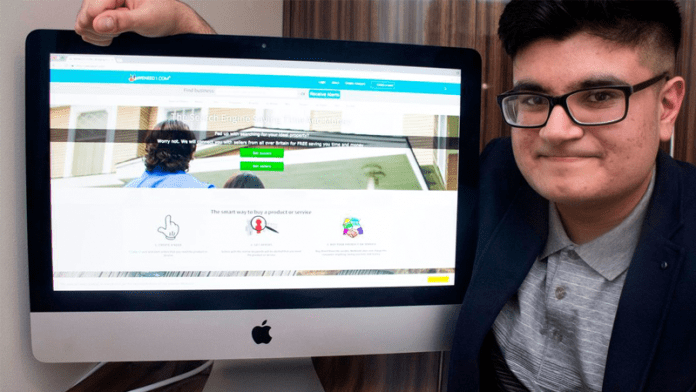 16-Year-Old Rejects £5 million Offer For A Website He Created In His Bedroom