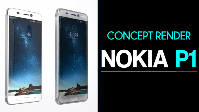 New Nokia P1 Flagship Smartphone Concept Looks Stunning