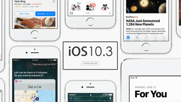 New iOS 10.3 Update From Apple Will Blow Your Mind