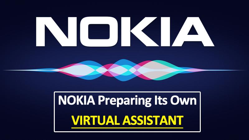 Nokia Preparing Its Own Virtual Assistant