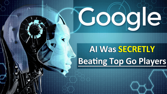 OMG! Google's AI Was SECRETLY Beating Top Go Players