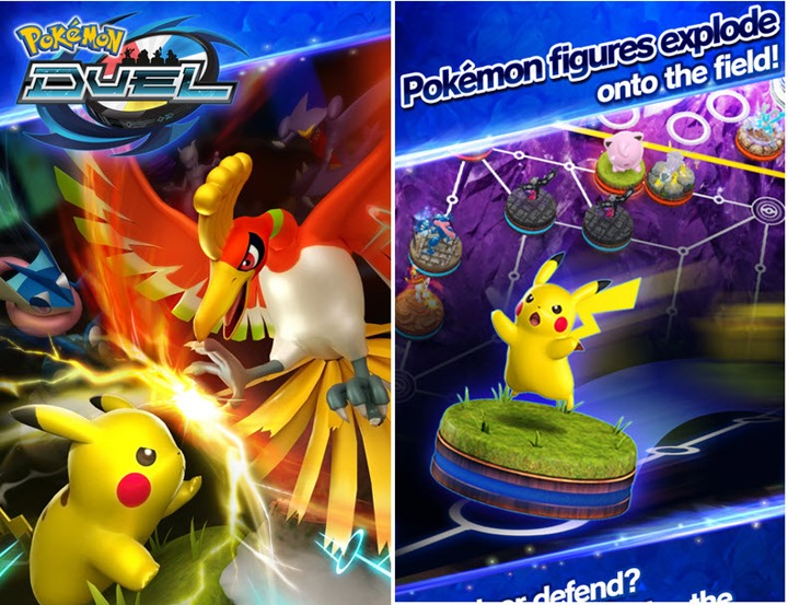 Pokemon Duel - A New Pokemon Game Just Launched On iPhone And Android