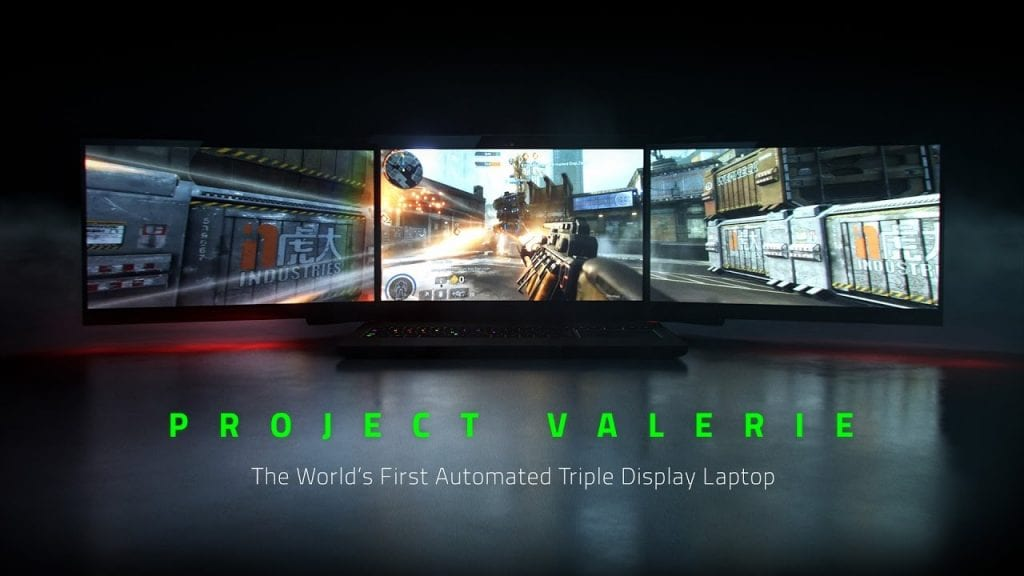 Project Valerie of Razer 1024x576 - The 5 Best Gaming Laptops From CES 2017