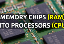 Researchers Turn Memory Chips (RAM) Into Processors (CPU)