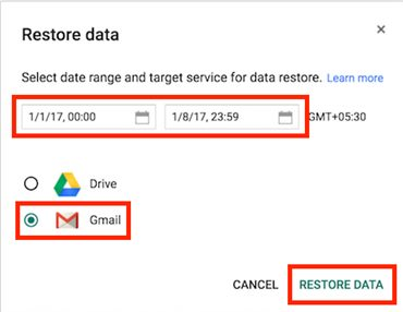 Recover Permanently Deleted Gmail Emailsq
