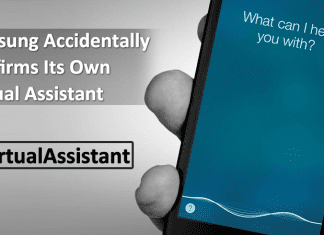 Samsung Accidentally Confirms Its Own Virtual Assistant