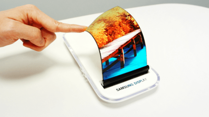 Samsung And LG To Launch 100,000 Foldable Phones In 2017