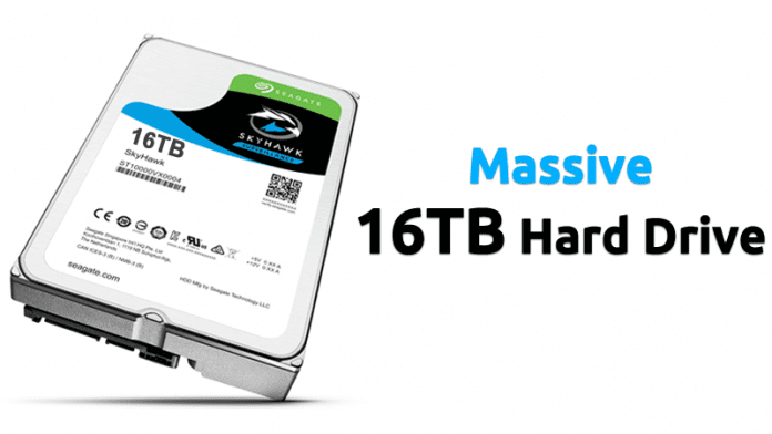 Seagate Is About To Release Massive 16TB Hard Drive