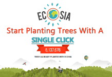 Start Planting Trees With A Single CLICK