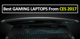 The 5 Best Gaming Laptops From CES 2017