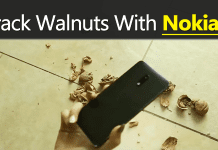 The New Nokia 6 Cracks Walnuts With Ease Using Its Display
