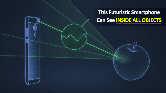 This Futuristic Smartphone Can See Inside All Objects