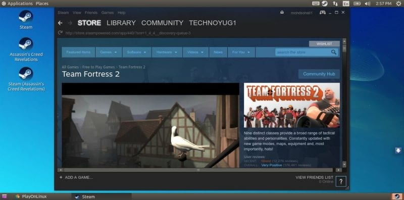Ubuntu GamePack - Best Gaming Linux Distro