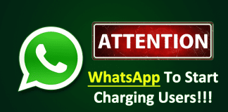 WhatsApp To START CHARGING Users? Message Sparks Fear Of Incoming Costs
