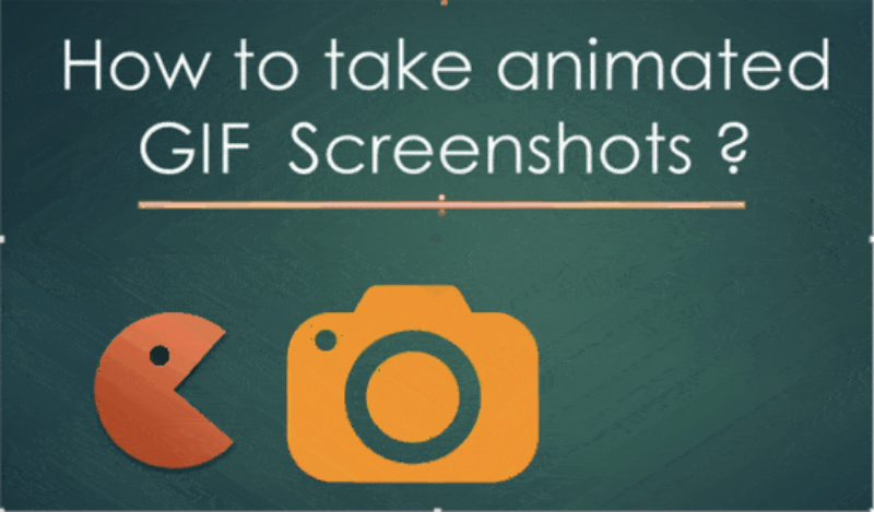 How To Create an Animated GIF Screenshot On MAC