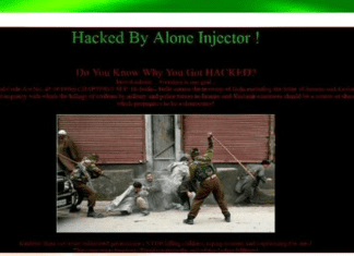 Pakistani Hackers Hacked Indian Website Of National Security Guard (NSG)