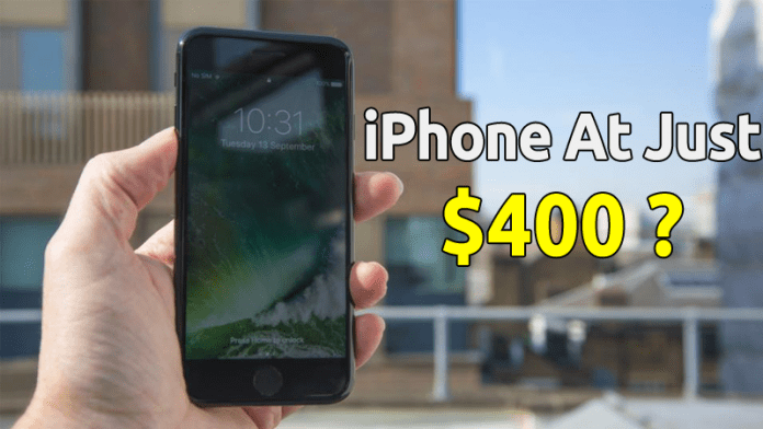 Did You Know The World's Cheapest iPhones Are Sold At Just $400?