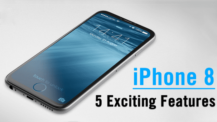 iPhone 8: 5 Exciting Features We Can't Wait To See