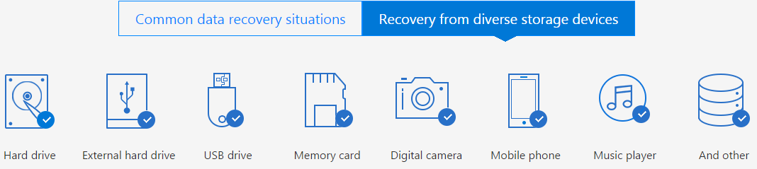 3 - EaseUS Data Recovery: Software To Restore Deleted Files