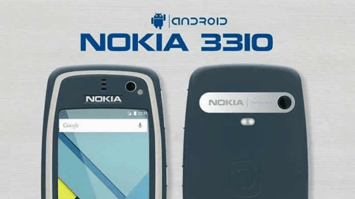Don't Be Fooled, This Is Not The Upcoming Nokia 3310