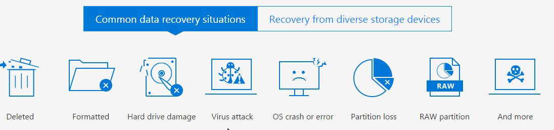 4 - EaseUS Data Recovery: Software To Restore Deleted Files