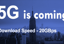 5G Technology To Feature 20GBps Download Speed!