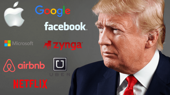 97 Tech Companies File Legal Brief Against Trump's Travel Ban