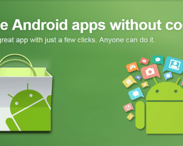 10 Best Ways To Make Android Apps Easily Without Coding