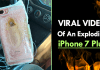 Apple Is Investigating This Viral Video Of An Exploding iPhone 7 Plus