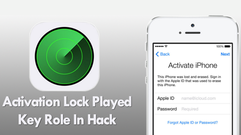 Apple Removes Activation Lock, Likely Used For Hacking