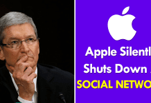 Apple Silently Bought This Domain And Shuts Down A Social Network