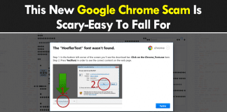 Beware! This New Google Chrome Scam Is Scary-Easy To Fall For