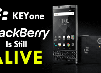 KEYone: BlackBerry Is Still Alive