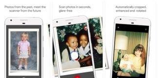 Digitize Old Photos with Your Smartphone
