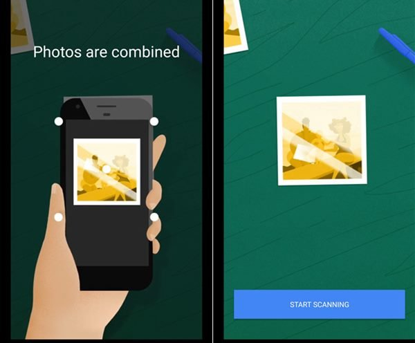 Digitize Old Photos With Smartphone