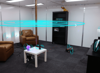 Disney Turns A Whole Room Into A Wireless Charger