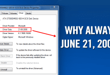 Here's Why Windows Drivers Are Dated June 21, 2006